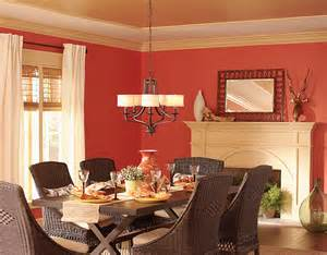 Red Dining Room Walls Red Dining Room Walls So Into Decorating