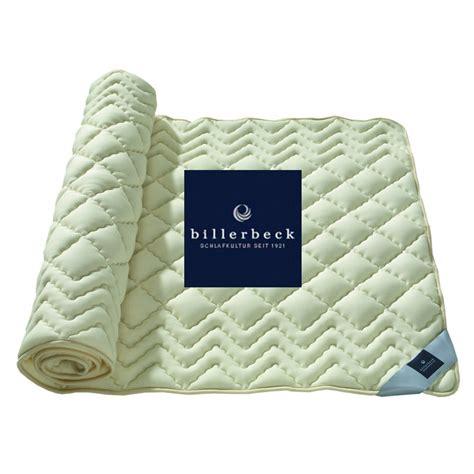 bettdecke 90x200 unterbett matratzenauflage billerbeck multilind 100
