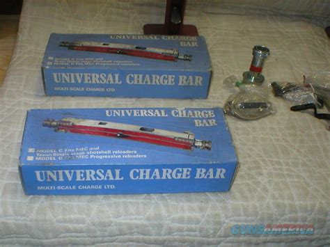 Multi Scale Universal Charge Bar For Mec Progre For Sale