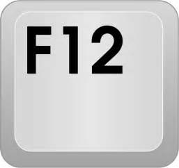 F12 Key F12 Key Images