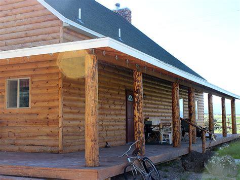 Thousand Cabins by Thousand Lake Lumber And Log Homes Lyman Utah