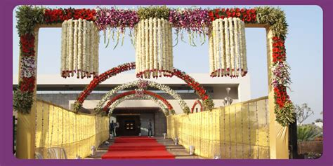 Indian Wedding Entrance Decorations a wedding planner indian wedding and mandap entrance