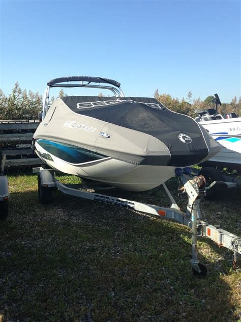 sea doo jet boat in saltwater sea doo 2008 jet boat 2008 for sale for 22 000 boats