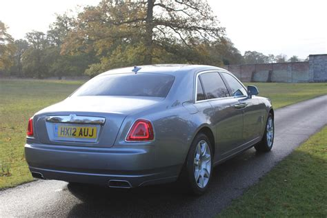 How Much A Rolls Royce Cost by Rolls Royce Ghost Saloon 2010 Running Costs Parkers