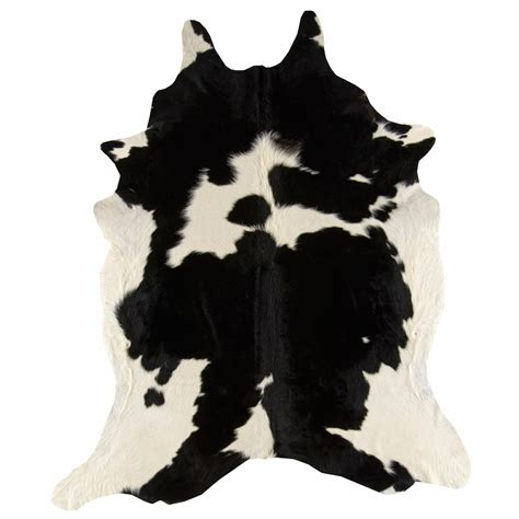 Black And White Cow Rug The Cowhide Rug Black White View This Rug At Barker