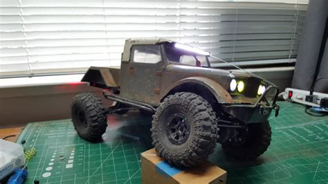 jeep nukizer axial jeep nukizer build rccrawler