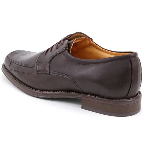 oxfords dress shoes mens lace up oxfords dress shoes genuine leather moc toe