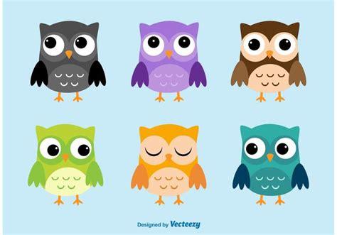 Burung Hantu Owl Ukiran Kayu 1 Set 3 Pcs Asli Handmade owl vector characters free vector stock graphics images