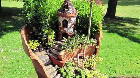 10 miniature garden ideas