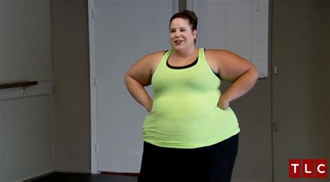 whitney way thore dancer tlc star generally awesome fat girl dancing whitney thore stars in tlc s my big