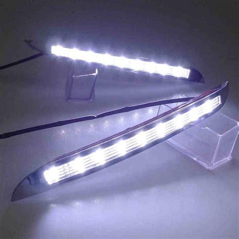 For Running A Light by 9 Led Daytime Running Lights Kit For Kia K2 New 2011 2012
