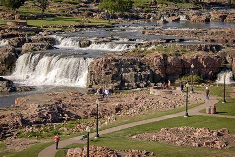 garden sioux falls sd falls park in sioux falls south dakota south dakota