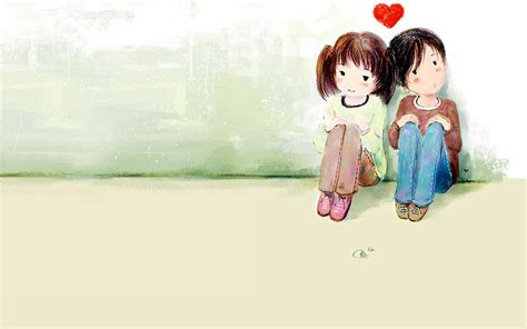 wallpaper of couple cartoon valentine wallpapers romantic couple wallpapers