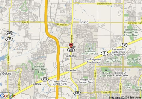 where is frisco texas on a map map of inn express hotel and suites frisco frisco