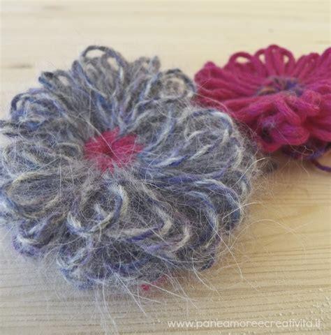 fiori di con telaio tutorial di cucito il maglione riciclato diventa un
