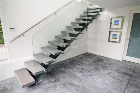 Painters For Kitchen Cabinets sb7 contemporary staircase vancouver by sb7