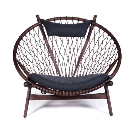 Basket Chair by Pink And Brown Basket Chair Charcoal M1014 Blk Modern