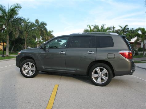 2008 Toyota Highlander Reviews 2008 Toyota Highlander Picture 254217 Car Review Top