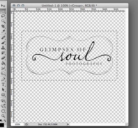 photoshop tutorial watermark logo creating a watermark brush in photoshop brushes