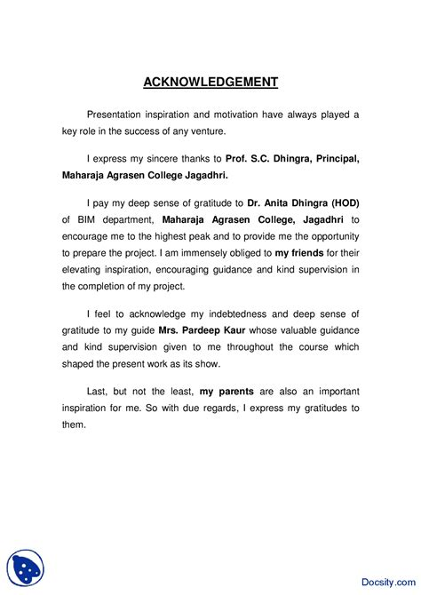 thesis acknowledgement format exles of acknowledgement for thesis durdgereport886