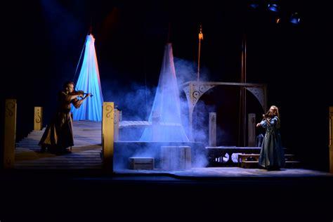 Othello Set by With Othello S Set Designer Christopher Hone
