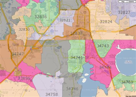 zip code map orlando south zip orlando first time home buyer guide