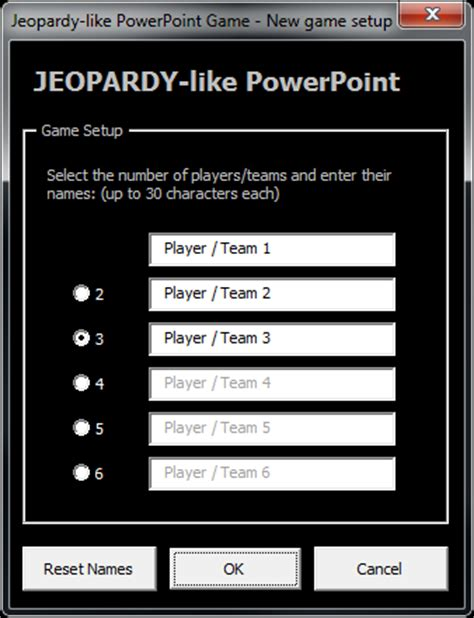 jeopardy template powerpoint 2007 free jeopardy like in powerpoint youpresent