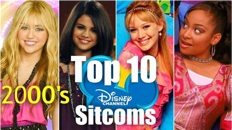 best of the 2000s top 10 best disney sitcoms of the 2000s