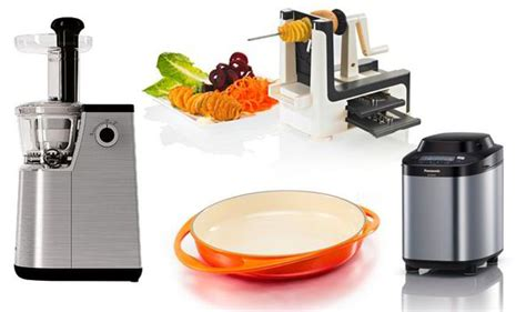 best kitchen gadget gifts the best christmas presents for food lovers recipe book