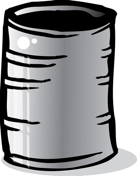 can clipart metal cans clipart clipground