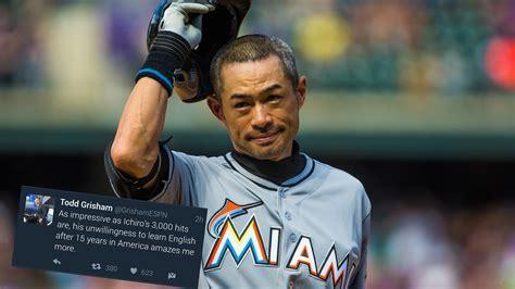 Ichiro Suzuki Ichiro Suzuki Speaks Just Moron Gq
