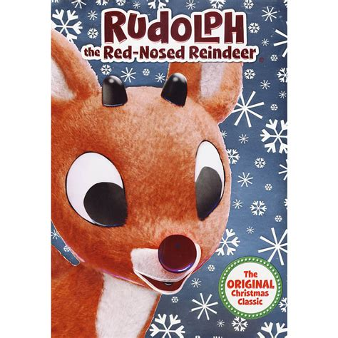 alliance rudolph the red nosed reindeer french version