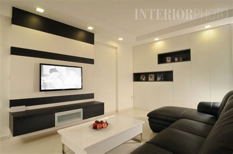 Living Room Design Hdb Flat by Ghim Moh 4 Room Flat 2 Interiorphoto Professional