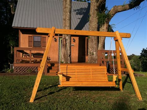 swing frame design how to build a patio swing frame instruction jbeedesigns