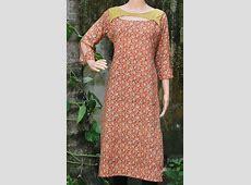 Stylish and trendy kurti neck designs - Simple Craft Ideas Indian Designer Bridal Dresses 2017