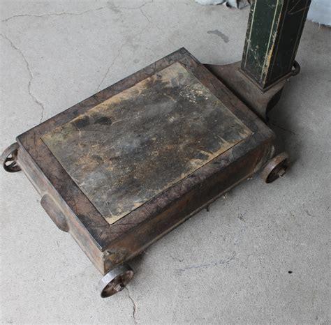 Iron Pedestal Bargain John S Antiques 187 Blog Archive Antique Platform