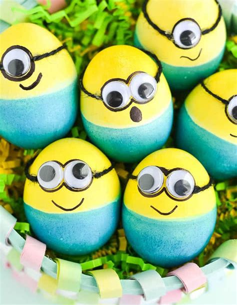 egg decorating ideas 14 easter egg decorating ideas for a new family tradition