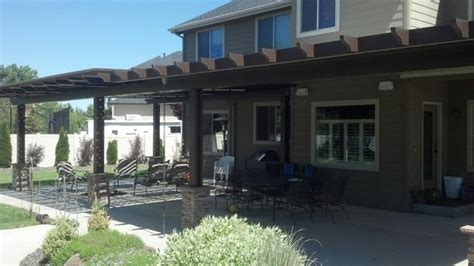patio covers traditional porch boise by shadeworks