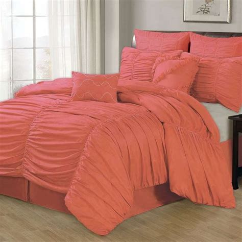 Ruched Bedding Sets Pin By Leslie Duzee On Bedding Pinterest