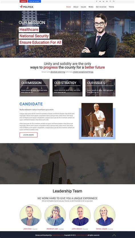 modern joomla templates 10 political joomla themes templates free