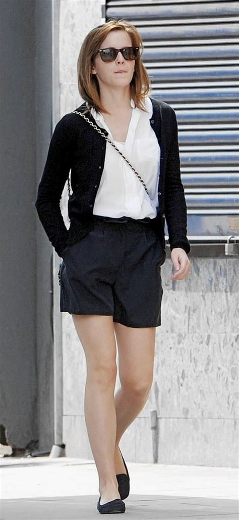 emma watson clothes cute outfit not too dressed up just right fashion