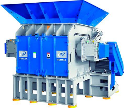recicladora de plastico para fibra nueva l 237 nea para reciclaje de llantas de zerma