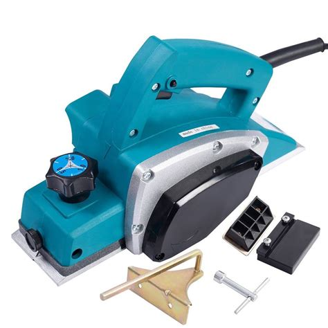planer woodworking powerful electric wood planer door plane held