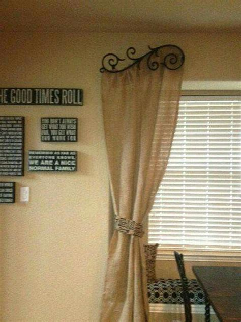 curtain holder online 17 best images about window treatments on pinterest