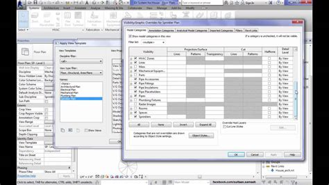 templates revit mep 2016 youtube