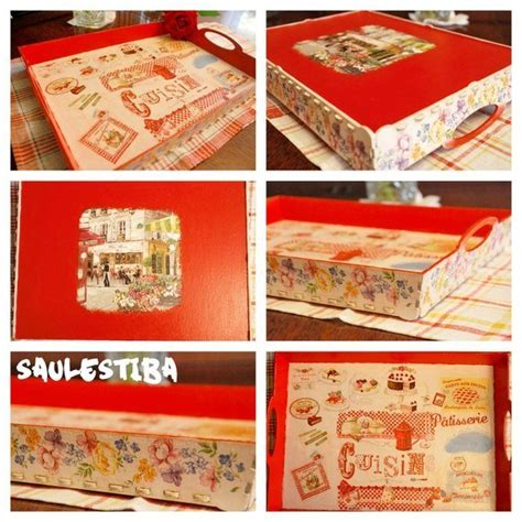 Decoupage Shop - saulestibashop shop decoupage wooden tray