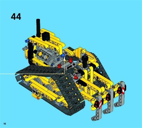 Lego Technic 42028 Bulldozer lego bulldozer 42028 technic