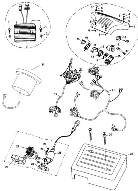 hammerhead 150 wiring harness wiring diagram with