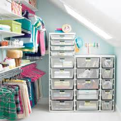 white elfa s walk in closet the container store