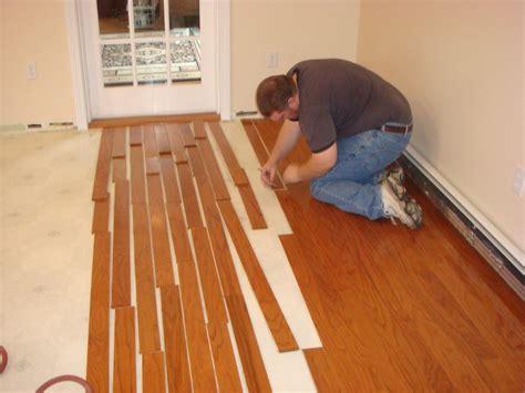 how to install bamboo flooring alyssamyers